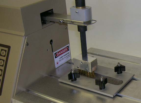 GMW 14125 - Taber Linear Abraser with Brass Brush